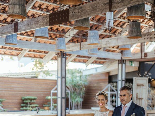 La boda de Nuria y Cristóbal en Málaga, Málaga 32