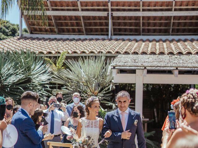 La boda de Nuria y Cristóbal en Málaga, Málaga 33