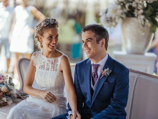La boda de Nuria y Cristóbal en Málaga, Málaga 38