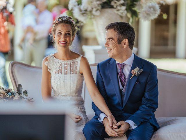 La boda de Nuria y Cristóbal en Málaga, Málaga 39