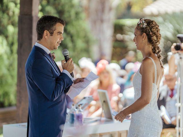 La boda de Nuria y Cristóbal en Málaga, Málaga 40