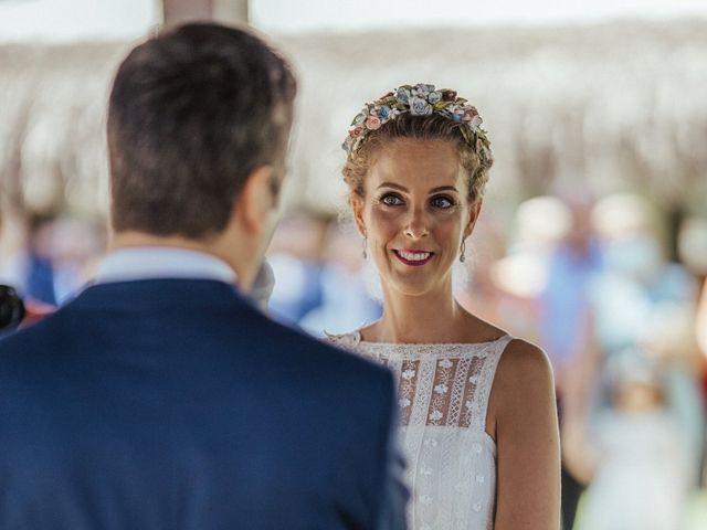 La boda de Nuria y Cristóbal en Málaga, Málaga 41