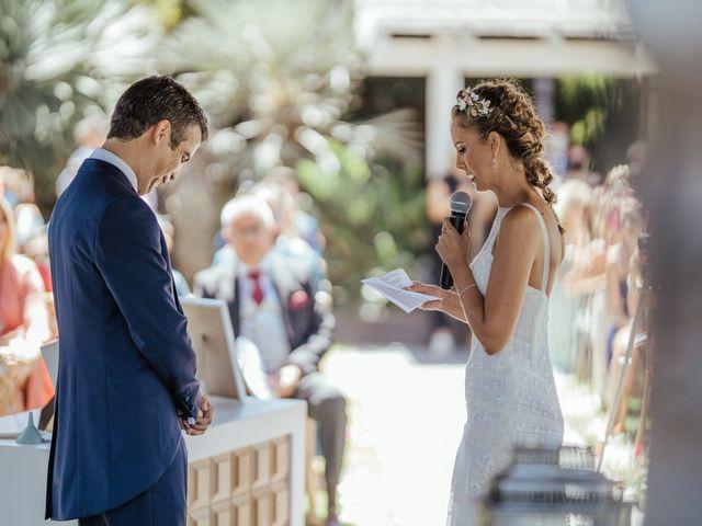 La boda de Nuria y Cristóbal en Málaga, Málaga 45