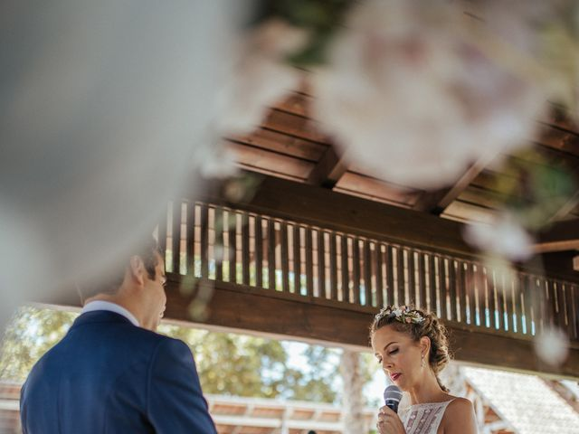 La boda de Nuria y Cristóbal en Málaga, Málaga 46