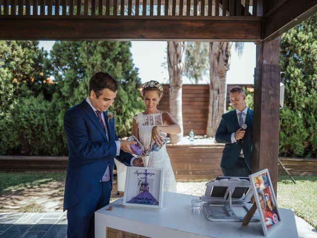 La boda de Nuria y Cristóbal en Málaga, Málaga 47