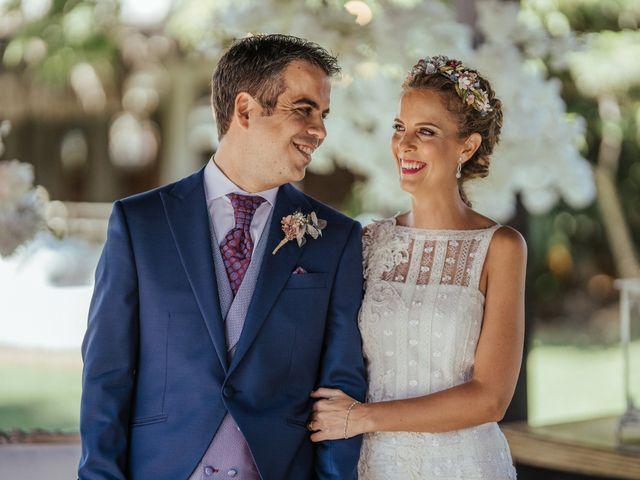 La boda de Nuria y Cristóbal en Málaga, Málaga 50