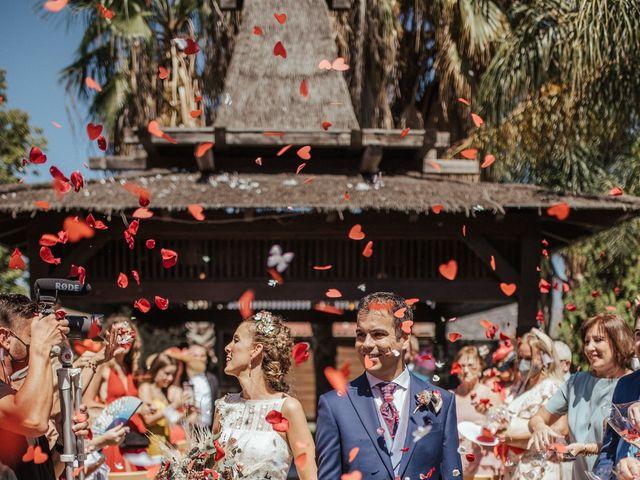 La boda de Nuria y Cristóbal en Málaga, Málaga 54