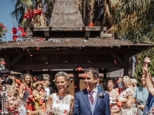 La boda de Nuria y Cristóbal en Málaga, Málaga 55