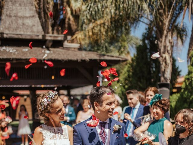 La boda de Nuria y Cristóbal en Málaga, Málaga 56