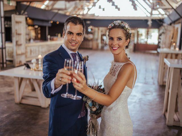 La boda de Nuria y Cristóbal en Málaga, Málaga 57