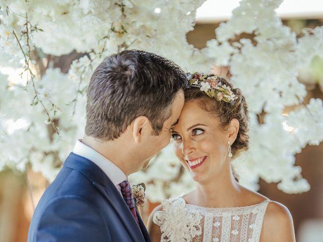 La boda de Nuria y Cristóbal en Málaga, Málaga 61