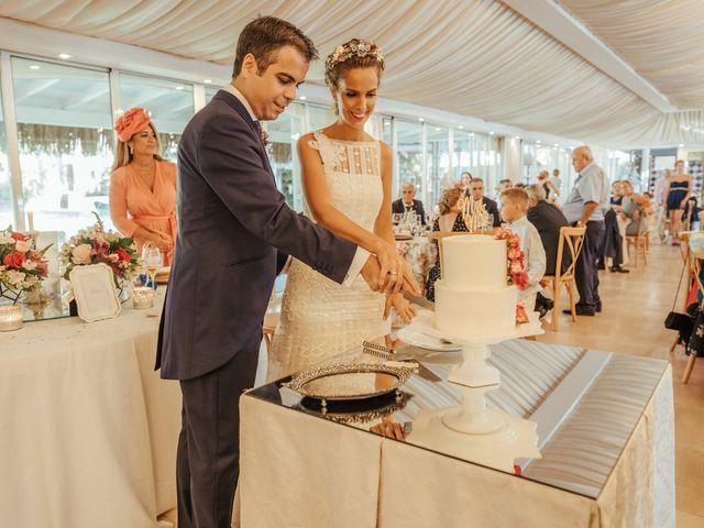 La boda de Nuria y Cristóbal en Málaga, Málaga 65