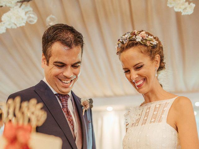 La boda de Nuria y Cristóbal en Málaga, Málaga 66