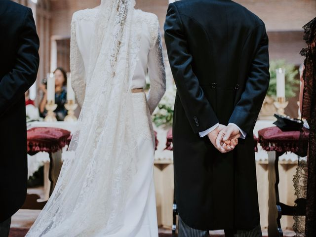 La boda de Jaime y Marta en Majadahonda, Madrid 23
