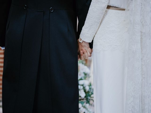 La boda de Jaime y Marta en Majadahonda, Madrid 29