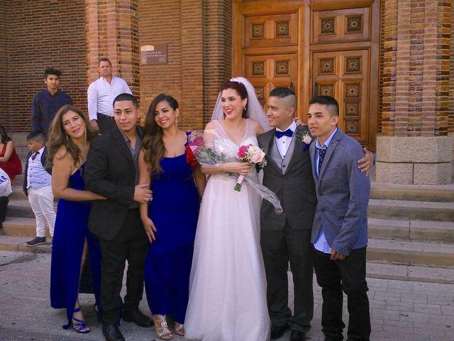 La boda de Dennys Andrés  y Leslie  en L' Hospitalet De Llobregat, Barcelona 3