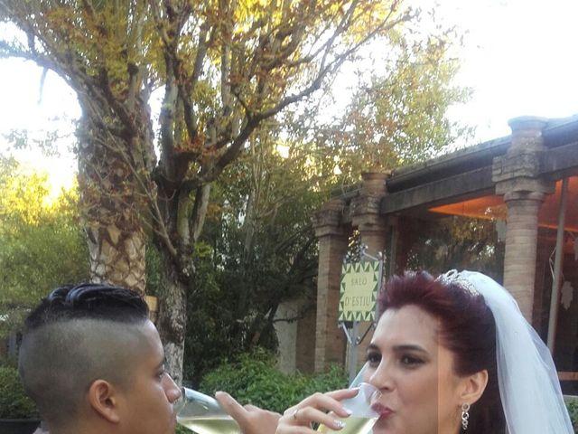 La boda de Dennys Andrés  y Leslie  en L' Hospitalet De Llobregat, Barcelona 19