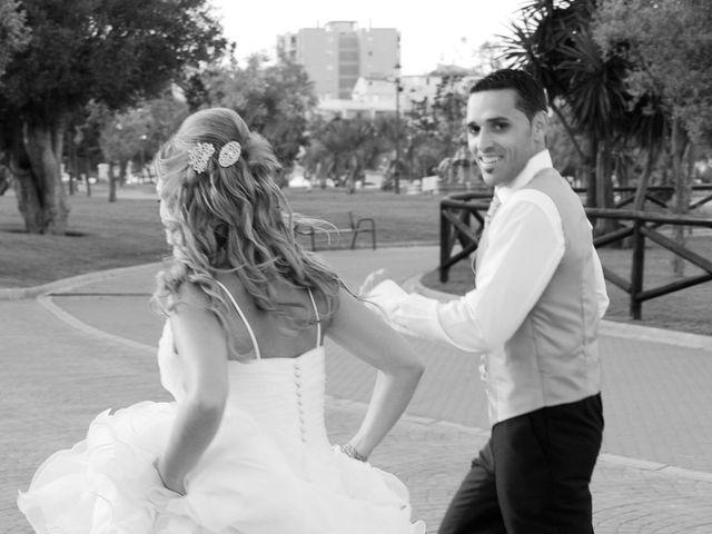La boda de Paco y Míriam en Torremolinos, Málaga 6