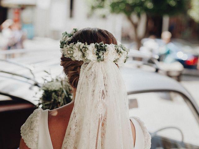 La boda de Jesús y Beatriz en Almagro, Ciudad Real 4