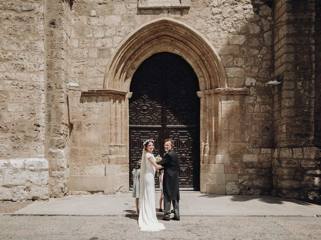 La boda de Jesús y Beatriz en Almagro, Ciudad Real 6