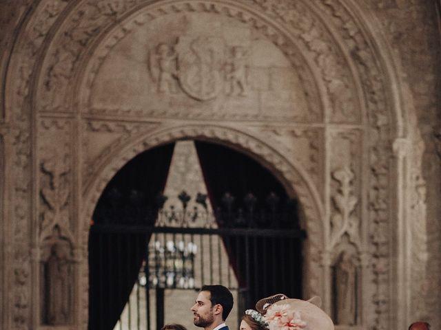 La boda de Jesús y Beatriz en Almagro, Ciudad Real 10