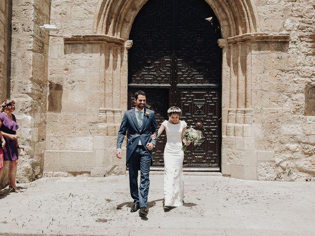 La boda de Jesús y Beatriz en Almagro, Ciudad Real 17
