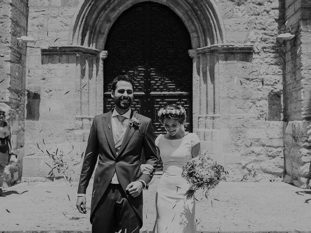 La boda de Jesús y Beatriz en Almagro, Ciudad Real 18