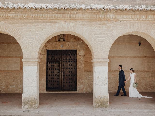La boda de Jesús y Beatriz en Almagro, Ciudad Real 21