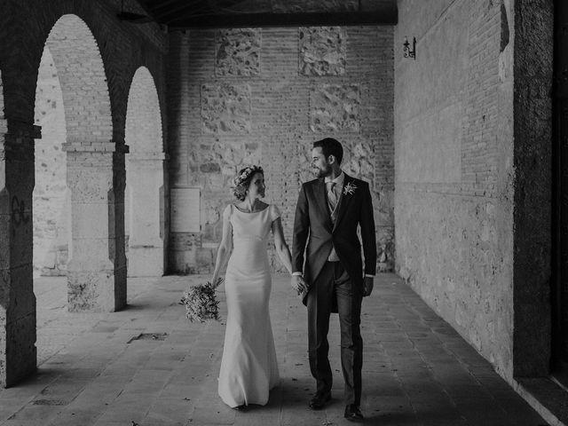La boda de Jesús y Beatriz en Almagro, Ciudad Real 22
