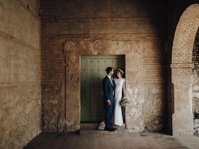 La boda de Jesús y Beatriz en Almagro, Ciudad Real 25