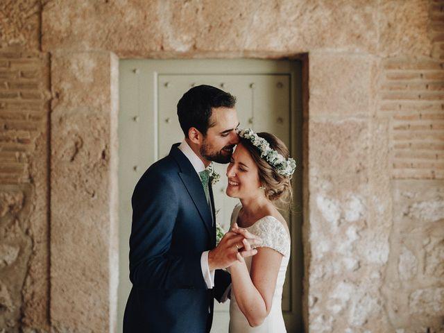 La boda de Beatriz y Jesús