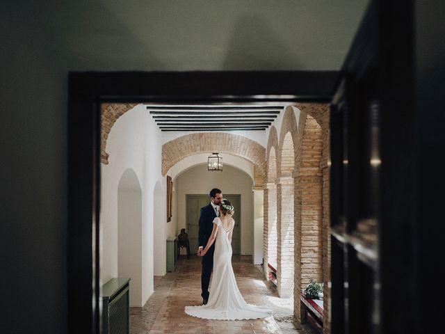 La boda de Jesús y Beatriz en Almagro, Ciudad Real 1