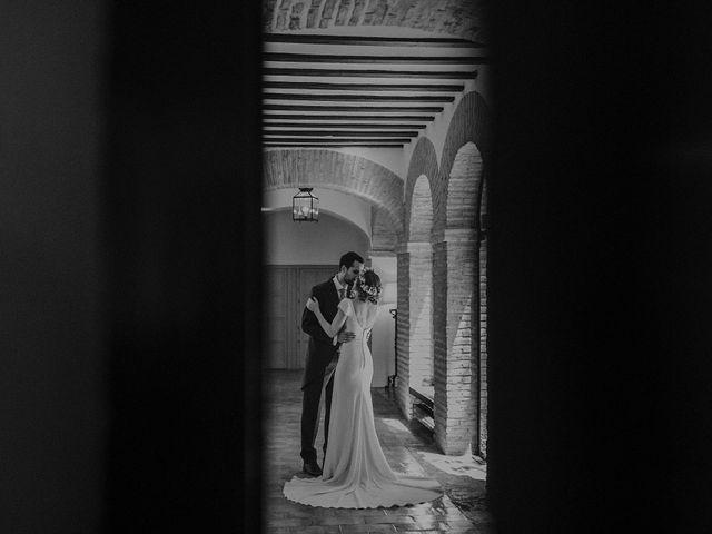 La boda de Jesús y Beatriz en Almagro, Ciudad Real 32