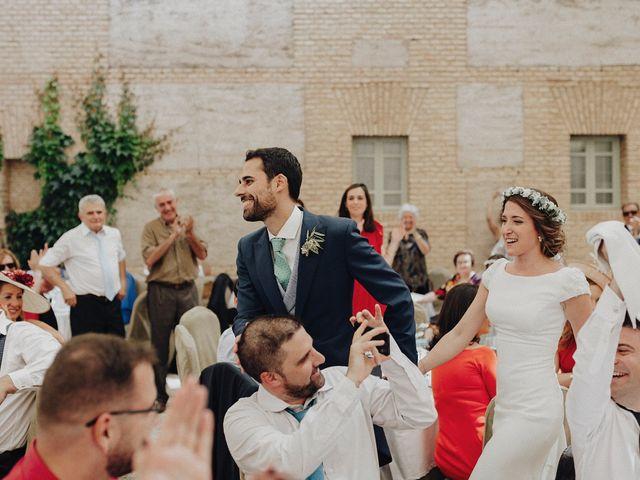 La boda de Jesús y Beatriz en Almagro, Ciudad Real 47