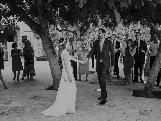 La boda de Jesús y Beatriz en Almagro, Ciudad Real 50