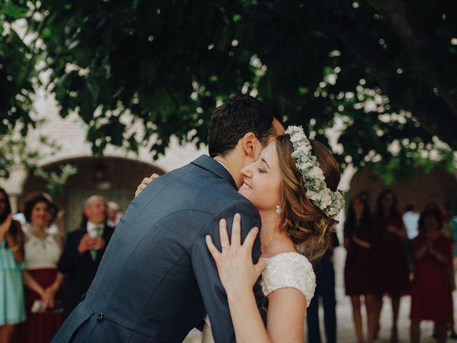 La boda de Jesús y Beatriz en Almagro, Ciudad Real 52