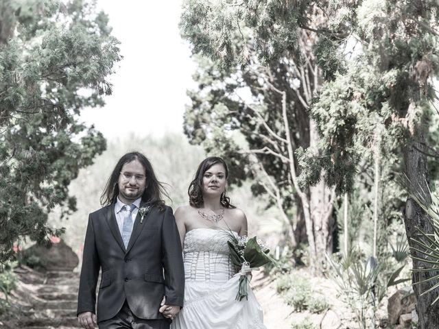 La boda de Albert y Anne en Blanes, Girona 5