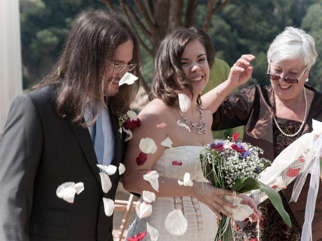 La boda de Albert y Anne en Blanes, Girona 2