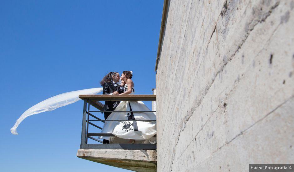 La boda de Toni y Vanessa en Villaviciosa, Asturias