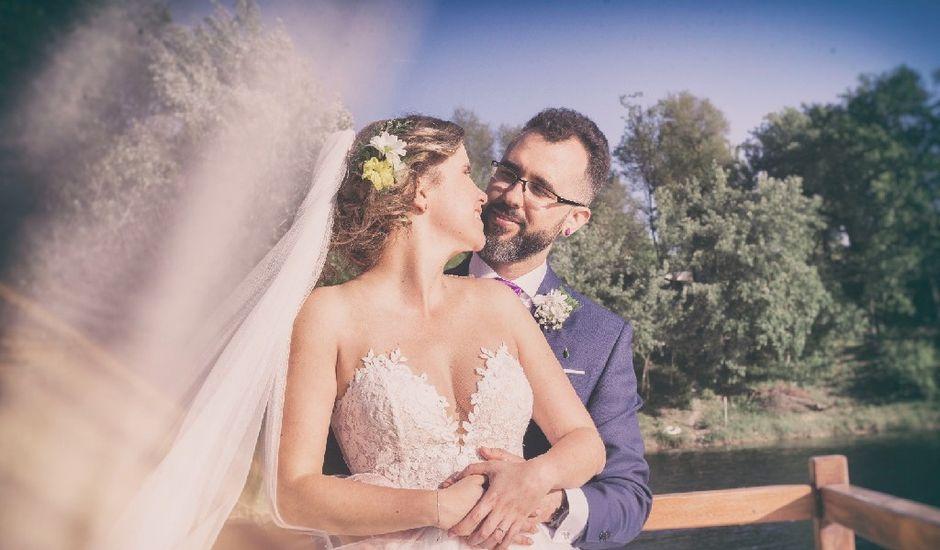 La boda de Raúl  y Helena en Madrid, Madrid