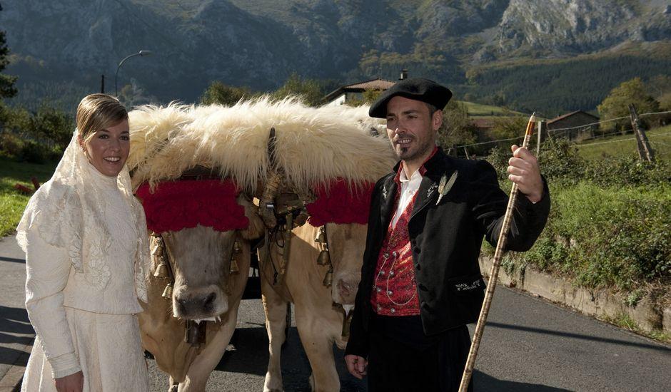 La boda de Ion y Izorne en Valle De Atxondo, Vizcaya