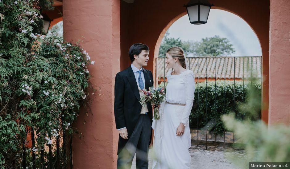 La boda de Jaime y Marta en Majadahonda, Madrid