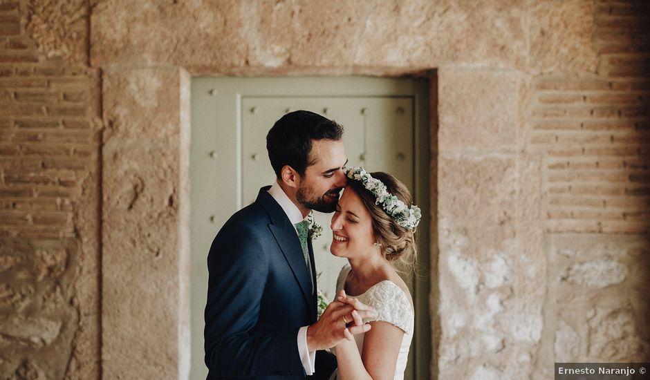 La boda de Jesús y Beatriz en Almagro, Ciudad Real