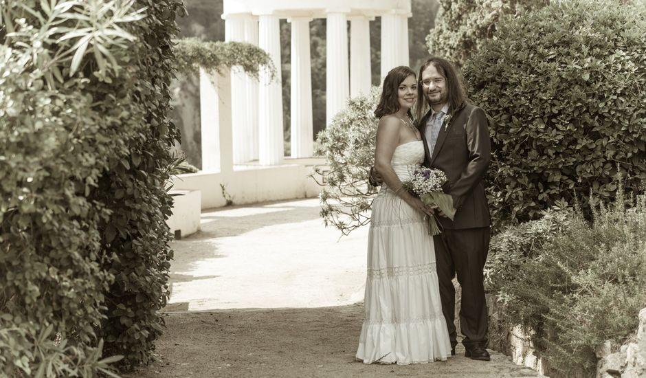 La boda de Albert y Anne en Blanes, Girona