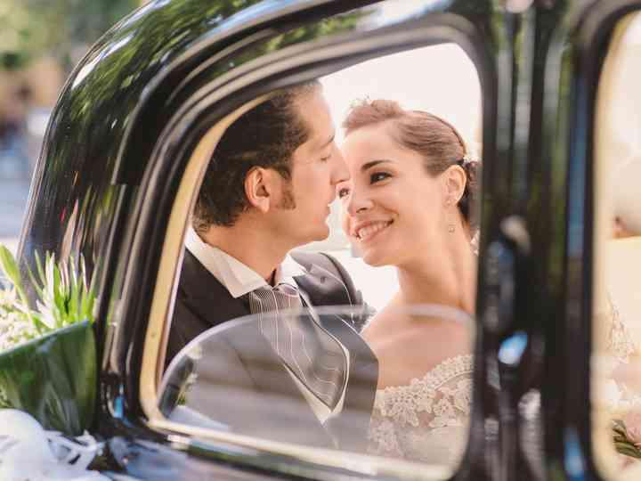 La boda de Ainara y Gonzalo