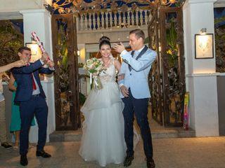 La boda de Nereida y Manuel