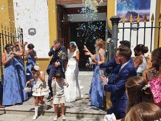 La boda de Amanda y Isaac