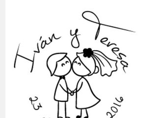 La boda de Tere y Iván 1