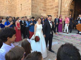La boda de Tere y Iván