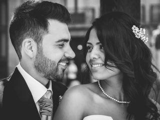 La boda de Robertina y Jonatan